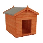 BUDGET KENNEL 4' X 3'