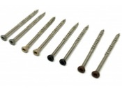 COMPOSITE COLOUR CODED SCREWS 250NO