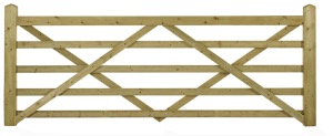 FORESTER FIELD GATE 12FT