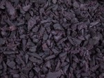 MAXI BAG PLUM RUBBER PLAYGROUND CHIPPINGS