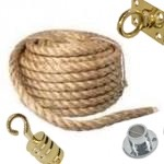 Deck Rope & Fittings
