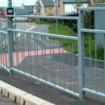 Pedestrian Guard Rails