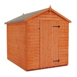 VALUE APEX 6' X 4' SHED