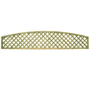 DOME DIAMOND TRELLIS 600MM