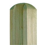 Timber Slotted Posts