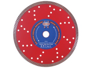 TURBO SERIES DIAMOND BLADE 230MM