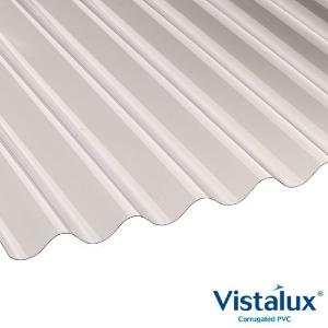 PVC ROOFING 2.4MTR 762mm Width (723mm Cover)