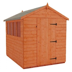 SUPER APEX 9' X 6' SHED