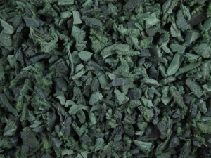 MAXI BAG GREEN RUBBER PLAYGROUND CHIPPINGS