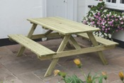STANDARD 'A' FRAME TABLE 1.5MTR