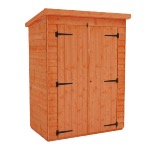 Budget Double Door Toolshed