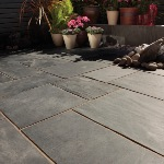 NATURAL SLATE 10.2m2 PATIO PACK